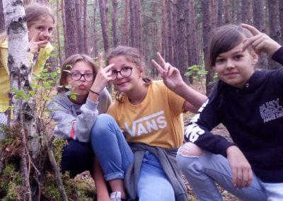 wakacje wsiodle wStajni Wilga